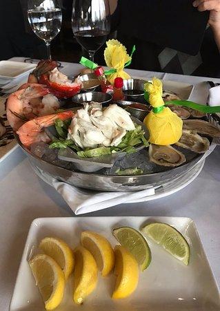 Gibbsboro, NJ: Shrimp and crab meat