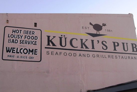 Where to Eat in Swakopmund: The Best Restaurants and Bars