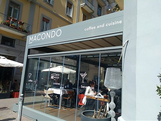 Macondo Coffee and Cuisine Picture