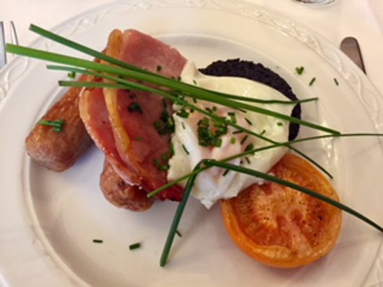 Golf View Hotel & Spa: Cooked breakfast