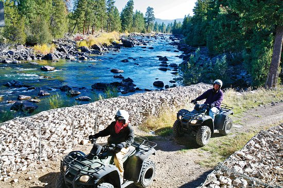 Greenough, MT: ATV Activity