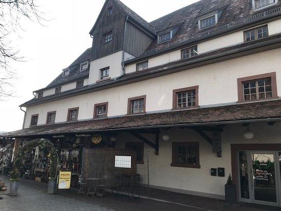 Antiquitäten Cafe Marktheidenfeld : Theke im gastraum bild von antik restaurant caffe marktheidenfeld
