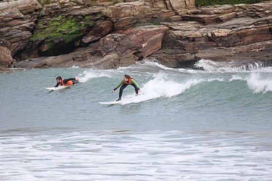 Sensacion Surf Escola - Day Class