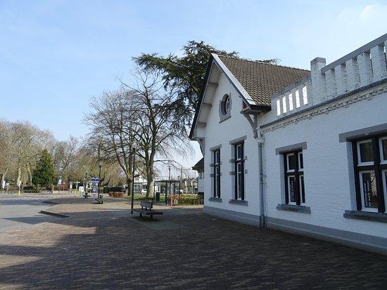 Rijksmonument Station Meerssen uit het jaar 1901