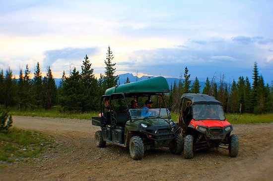 Dubois, WY: ATV rentals and trails