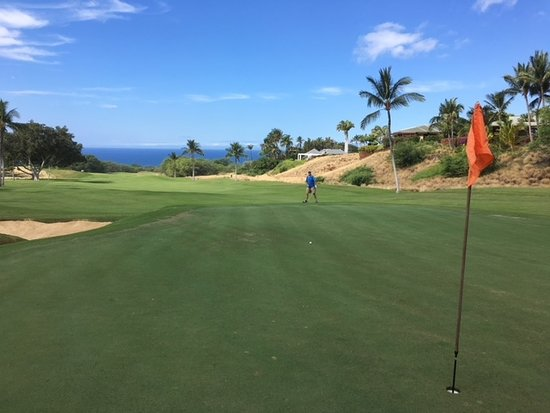‪Mauna Kea Resort Golf Course‬