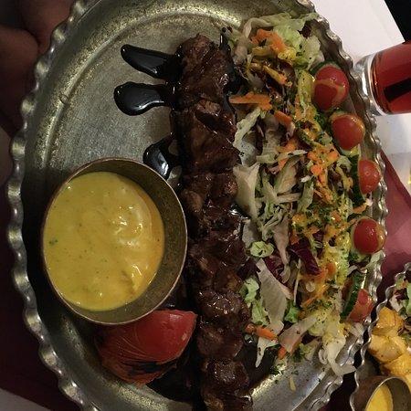 Kish Restaurant Review