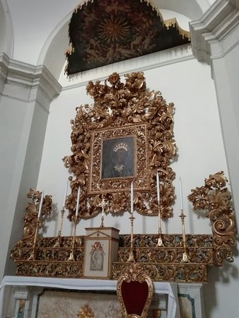 Paola, Italy: Chiesa Madonna di Montevergine