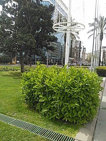 Izmir Provincie, Turkije: Cumhuriyet Meydanı