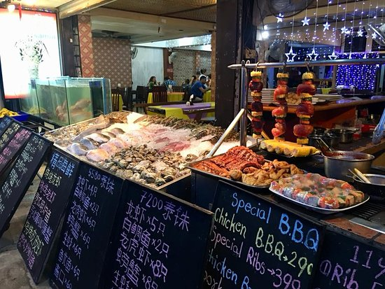 Andaman Aussie: Seafood and BBQ show