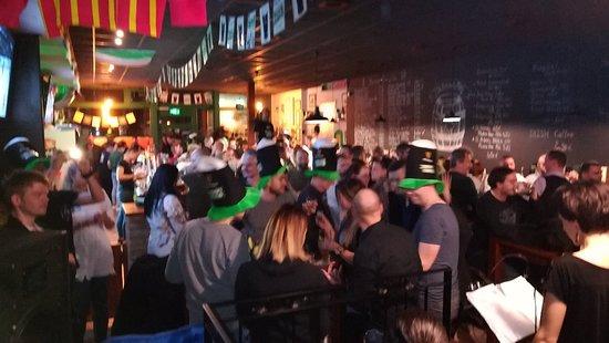 Dunajska Streda, Slovakia: St. Patrick's pub