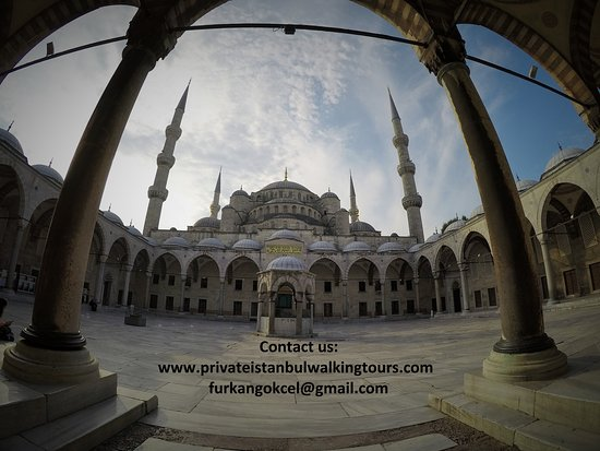 Private Istanbul Walking Tours