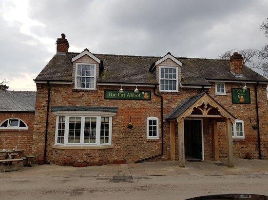 Escrick, UK: The Fat Abbot