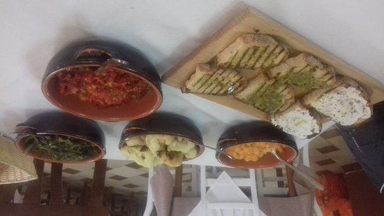 """Pacentro, Italie : Ristorante - Pizzeria """"La Furnacella"""""""