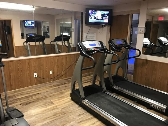 Albert Lea, MN: Fitness Center