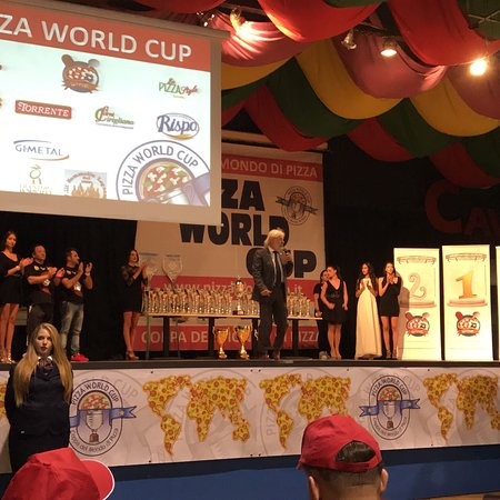 Malters, Switzerland: Pizza World Cup Roma 2017 - 3th Place!