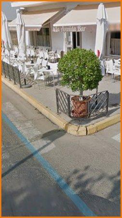 La Carlota, Spain: Bar Avenida