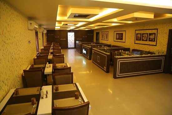 Daksha Vizianagaram: Daksha Restaurant