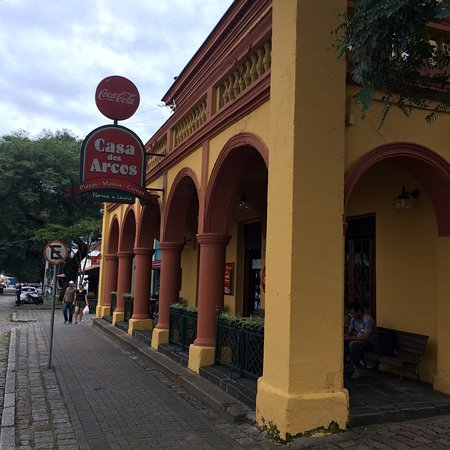 Casa dos arcos curitiba coment rios de restaurantes - Hostel casa dos arcos ...