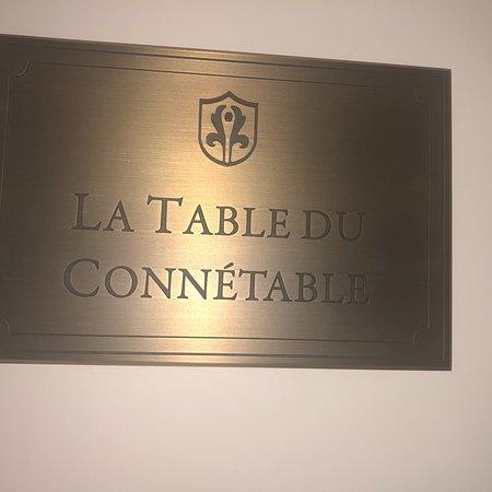 La table du conn table chantilly omd men om - La table du connetable chantilly ...