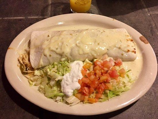 Decatur, IN: Chicotes Burrito Gordo