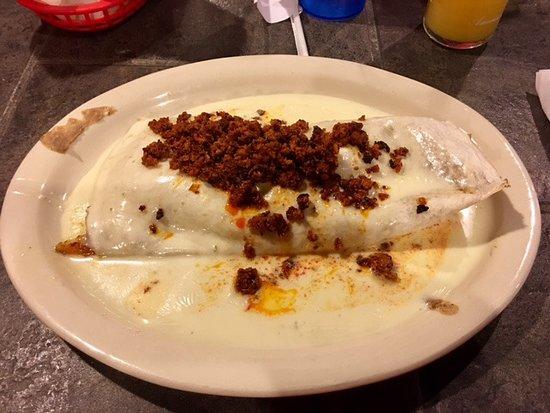 Decatur, IN: Chicotes Sofia Burrito