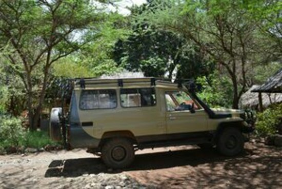Kimana, Kenya: Kili Springs Camp