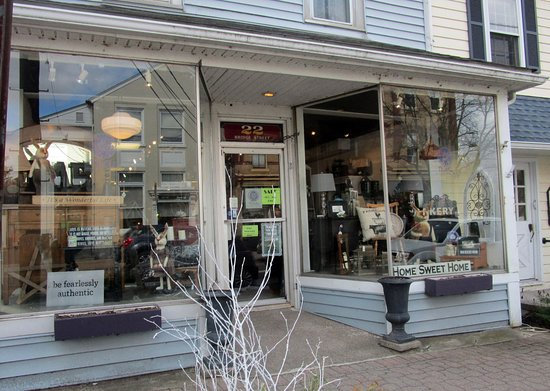 Frenchtown, NJ: Thistle shop