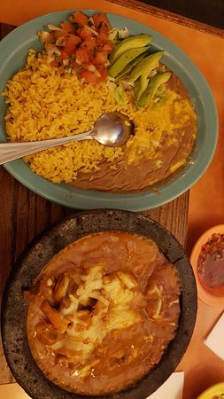 Good mexican food