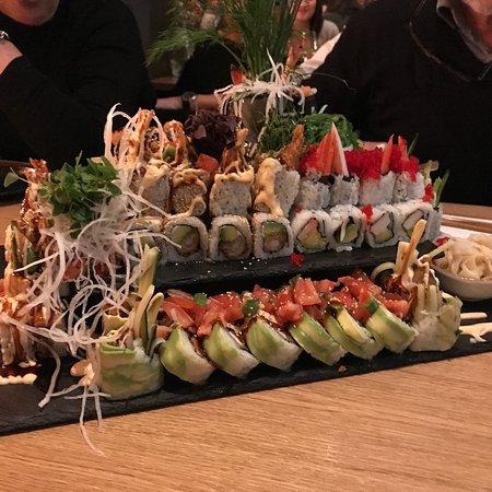 Beste Sushi Bar in Hamburg