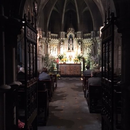 The Altar of Repose onMaundy Thursday