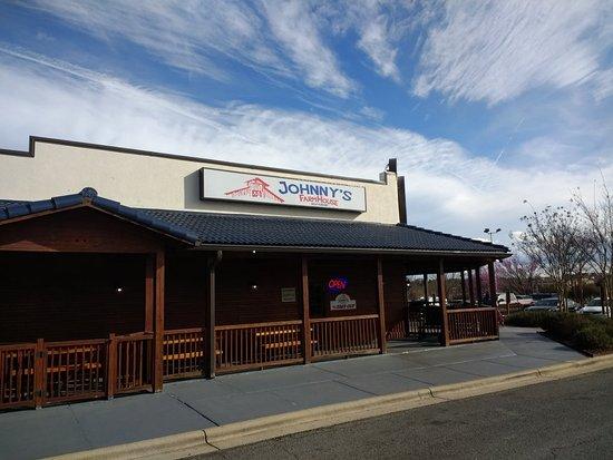 Entrance Picture Of Johnny S Farmhouse Concord Tripadvisor