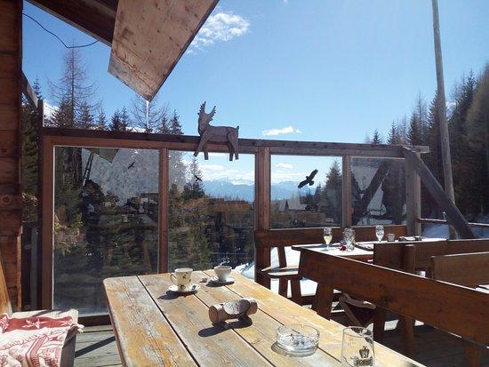 Bacherhütte: panoramica