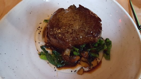 The Elm Tree Restaurant: Steaks at their best and everything genius