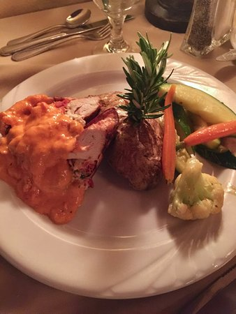 Peppercorn Grille: special chicken of the evening