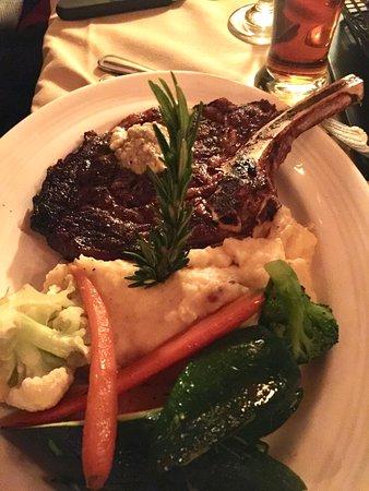 Peppercorn Grille: Rib Eye Steak