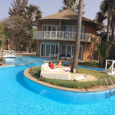 Amazing holiday at Balafon