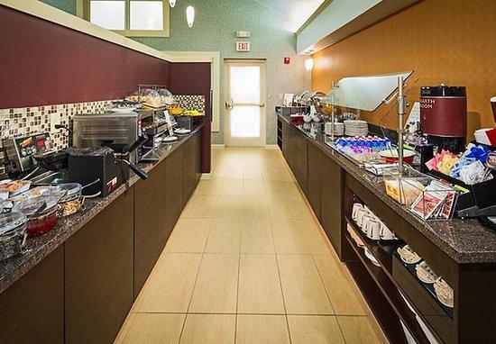 Residence Inn Columbus Easton: Restaurant