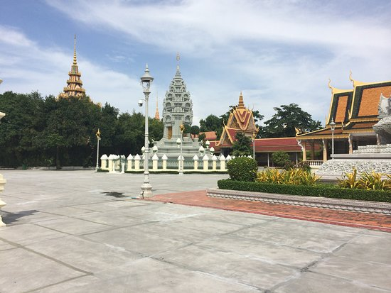 Silver-pagoden: Silver Pagoda