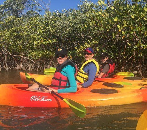 Naples Kayak Company: A great day on Rookery Bay!