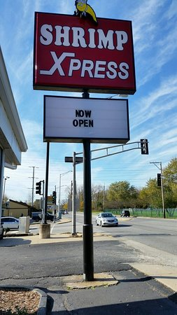 Calumet City, IL: Shrimp Express