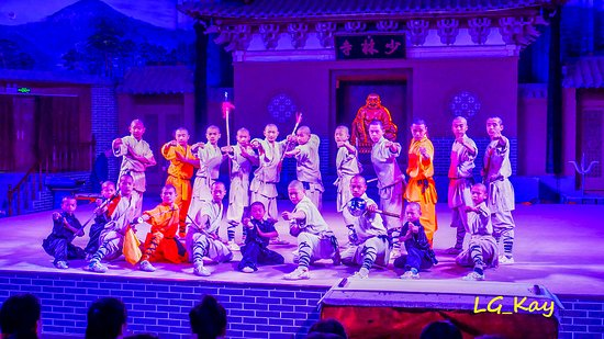 Shailin Martial Arts Hall: Shaolin Performance