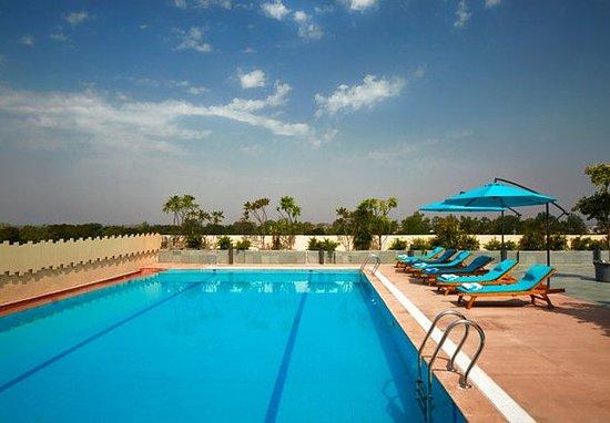 Courtyard bilaspur inde voir les tarifs et avis h tel for Site pour les hotels