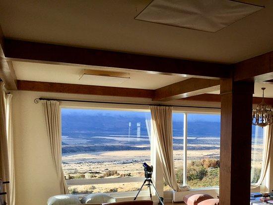 EOLO - Patagonia's Spirit - Relais & Chateaux: Salon