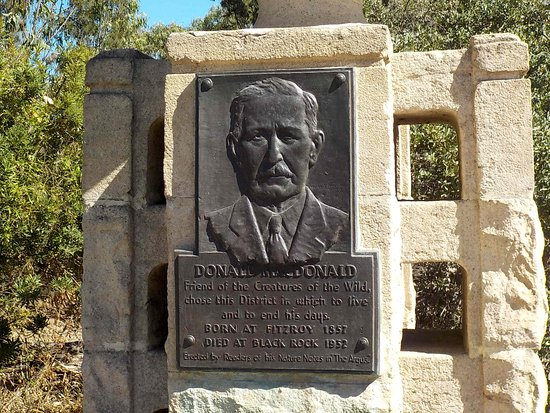 Donald MacDonald Reserve