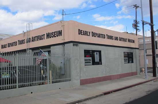 Los Angeles 2.5-Hour Tragic History Multimedia Bus Tour