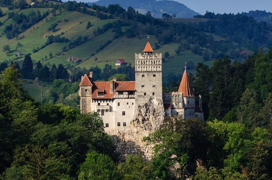 Transylvania Castles Day Trip from...