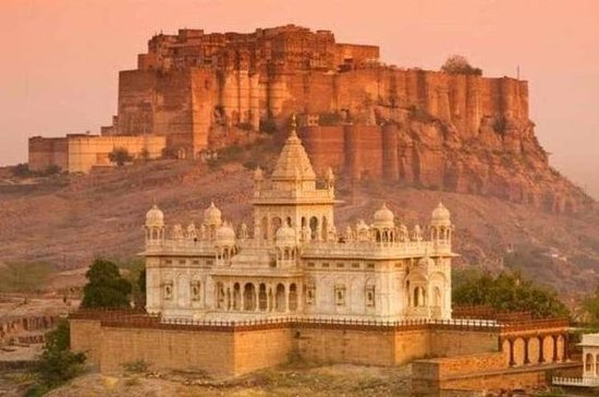 Jodhpur Private Full-Day City Tour...