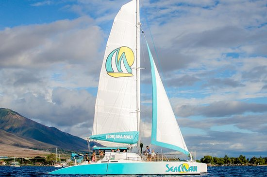 Private Maui Catamaran Sailboat ...