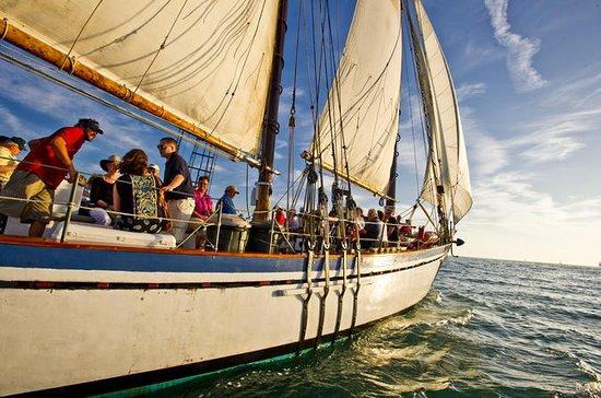スクーナー船アップルドア号キーウェストクルーズ
